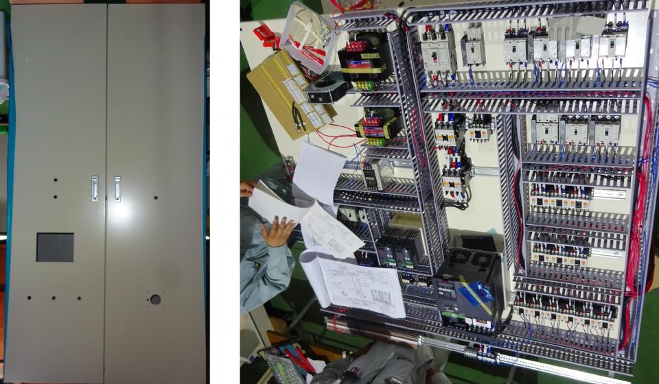 制御盤製作